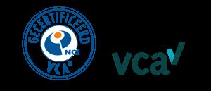 Sinds juli 2020 zijn wij VCA gecertificeerd!